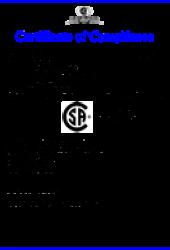 CSA인증_파램프